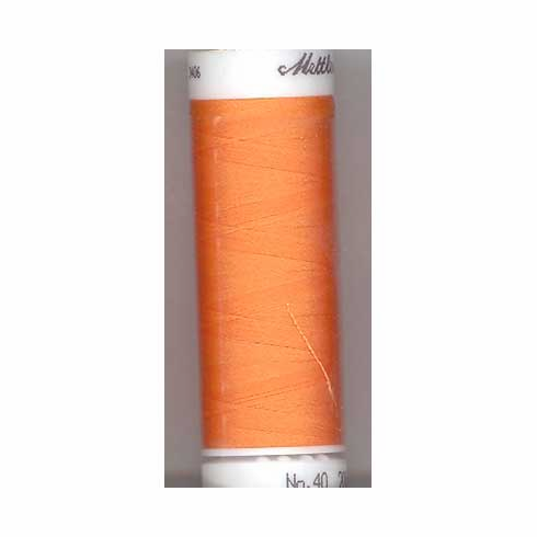 Mettler Polysheen Embroidery Thread Color #1220  Apricot