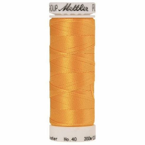 Mettler Polysheen Embroidery Thread Color #1301 Paprika