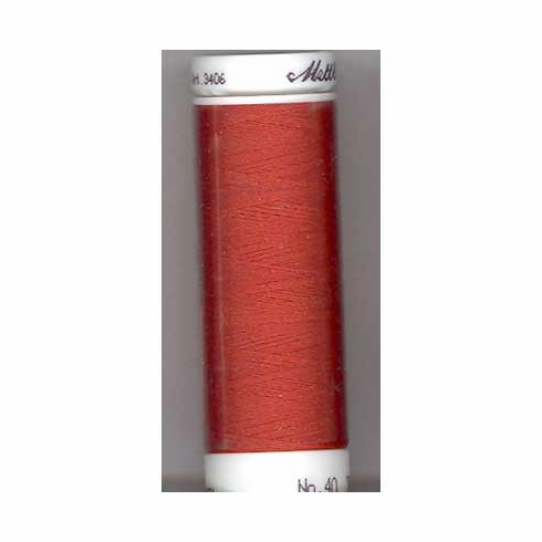 Mettler Polysheen Embroidery Thread Color #1334 Spice 800M