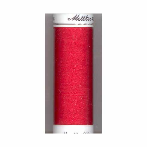 Mettler Polysheen Embroidery Thread Color #1704 Candy Apple