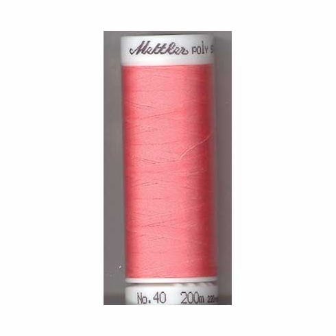 Mettler Polysheen Embroidery Thread Color #1840 Corsage