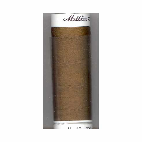Mettler Polysheen Embroidery Thread Color #1876 Chocolate
