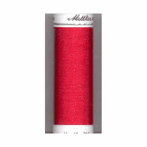 Mettler Polysheen Embroidery Thread Color #1902 Poinsettia 800M