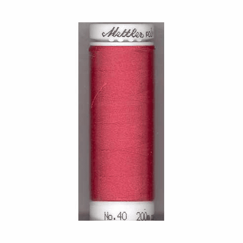 Mettler Polysheen Embroidery Thread Color #1921 Blossom 800M
