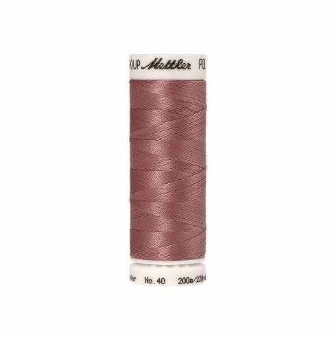 Mettler Polysheen Embroidery Thread Color #2051 Teaberry