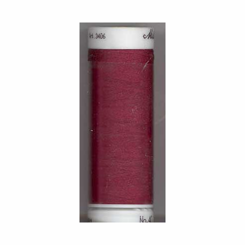 Mettler Polysheen Embroidery Thread Color #2113 Cranberry