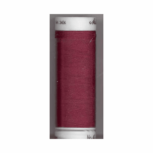 Mettler Polysheen Embroidery Thread Color #2113 Cranberry 800M