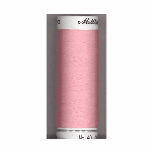 Mettler Polysheen Embroidery Thread Color #2250 Petal Pink 800M