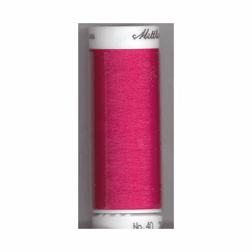 Mettler Polysheen Embroidery Thread Color #2320 Raspberry 800M