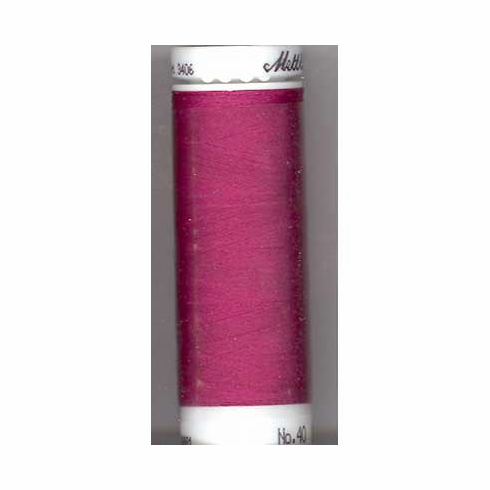 Mettler Polysheen Embroidery Thread Color #2500 Boysenberry 800M