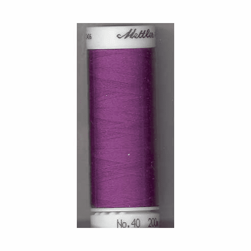Mettler Polysheen Embroidery Thread Color #2810 Orchid 800M
