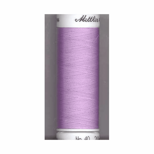Mettler Polysheen Embroidery Thread Color #3040 Lavender 800M