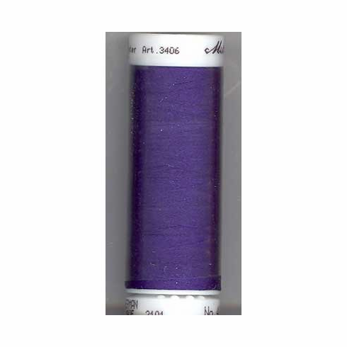 Mettler Polysheen Embroidery Thread Color #3102 Provence 800M