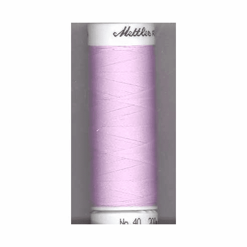 Mettler Polysheen Embroidery Thread Color #3150 Stainless