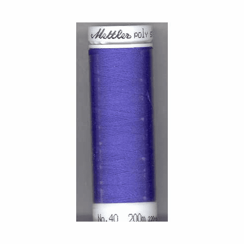 Mettler Polysheen Embroidery Thread Color #3211 Twilight 800M