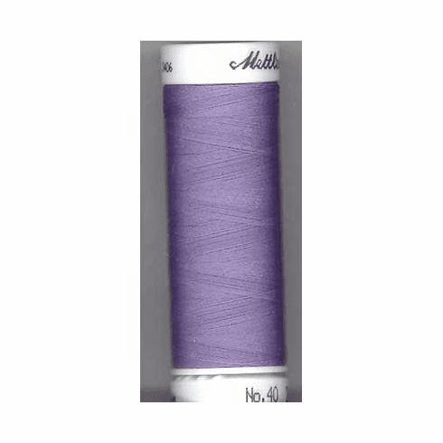 Mettler Polysheen Embroidery Thread Color #3241 Amethyst Frost 800M