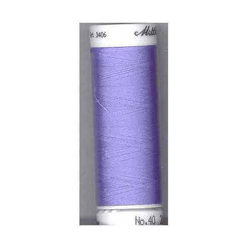 Mettler Polysheen Embroidery Thread Color #3331 Cadet Blue