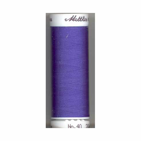 Mettler Polysheen Embroidery Thread Color #3543 Royal Blue 800M