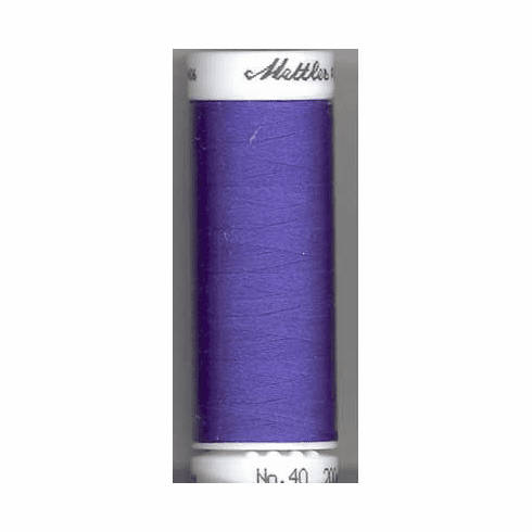 Mettler Polysheen Embroidery Thread Color #3544 Sapphire 800M
