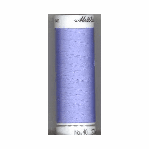 Mettler Polysheen Embroidery Thread Color #3640 Lake Blue 800M