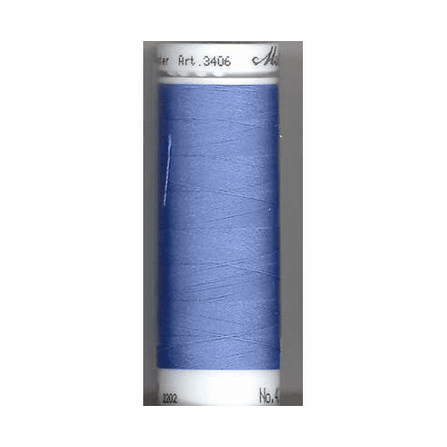 Mettler Polysheen Embroidery Thread Color #3711 Dolphin Blue