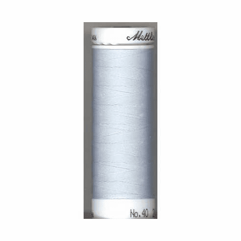 Mettler Polysheen Embroidery Thread Color #3750 Winter Frost 800M