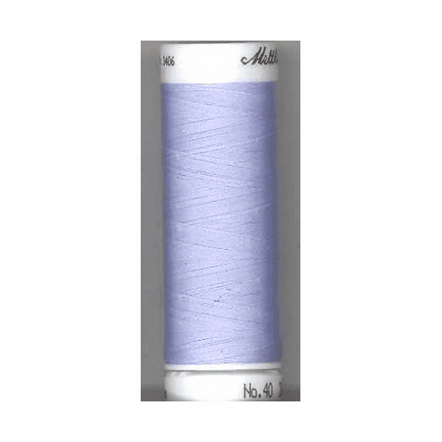 Mettler Polysheen Embroidery Thread Color #3951 Azure Blue