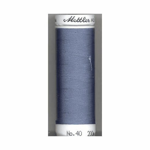 Mettler Polysheen Embroidery Thread Color #4032 Teal 800M