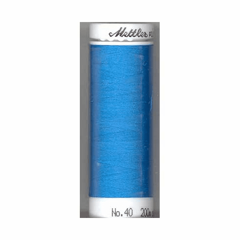 Mettler Polysheen Embroidery Thread Color #4103 California Blue 800M