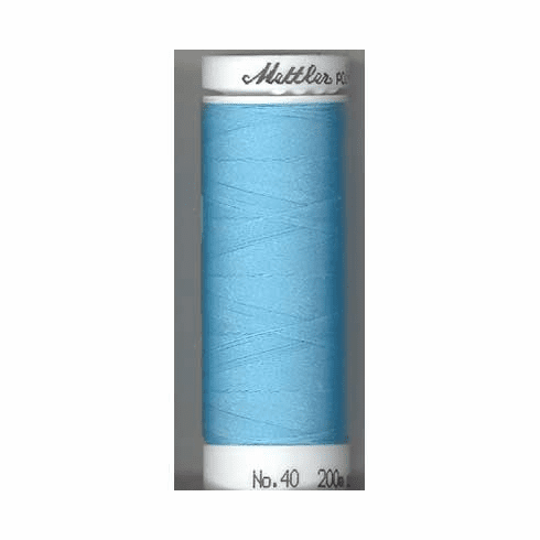 Mettler Polysheen Embroidery Thread Color #4230 Aqua