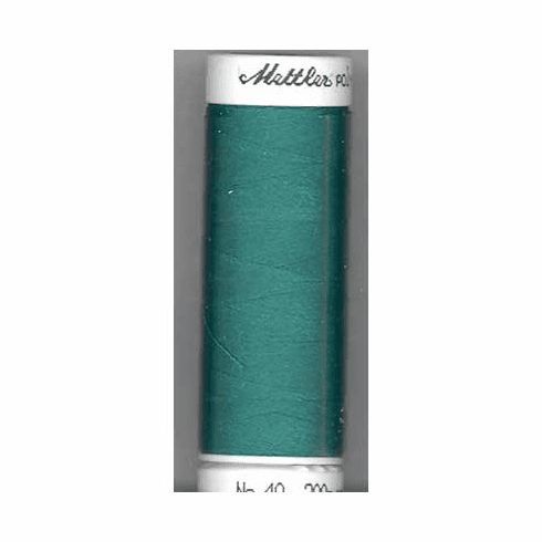 Mettler Polysheen Embroidery Thread Color #5100 Green 800M