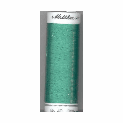 Mettler Polysheen Embroidery Thread Color #5210 Trellis Green