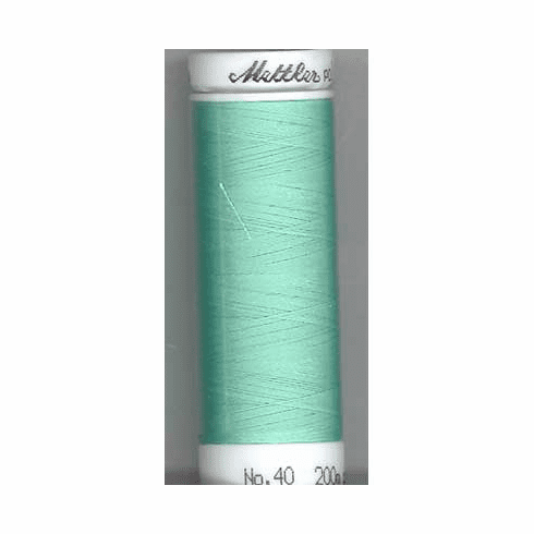 Mettler Polysheen Embroidery Thread Color #5220 Silver Sage 800M