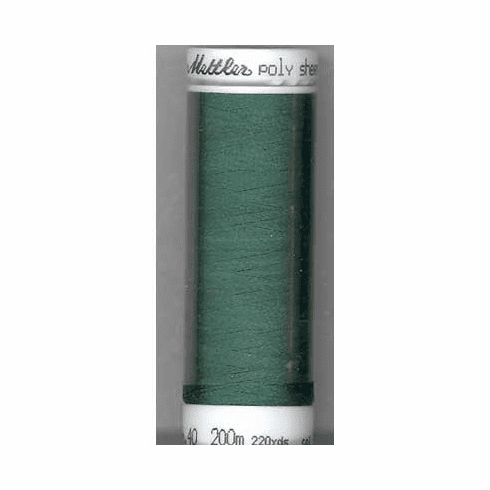 Mettler Polysheen Embroidery Thread Color #5324 Bright Green