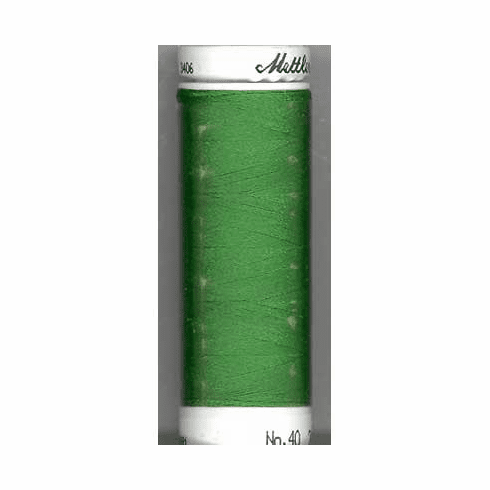Mettler Polysheen Embroidery Thread Color #5510 Emerald 800M