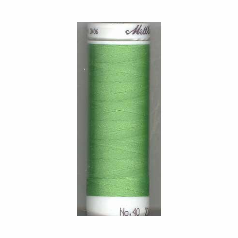 Mettler Polysheen Embroidery Thread Color #5531 Pear 800M