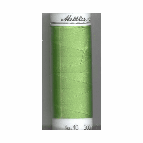 Mettler Polysheen Embroidery Thread Color #5610 Bright Mint 800M