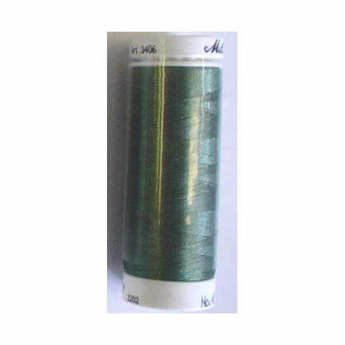 Mettler Polysheen Embroidery Thread Color #5664 Willow 800M