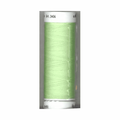Mettler Polysheen Embroidery Thread Color #5740 Mint
