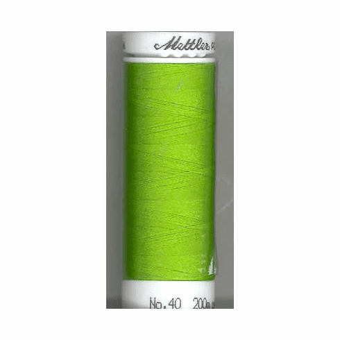 Mettler Polysheen Embroidery Thread Color #5912 Erin Green 800M