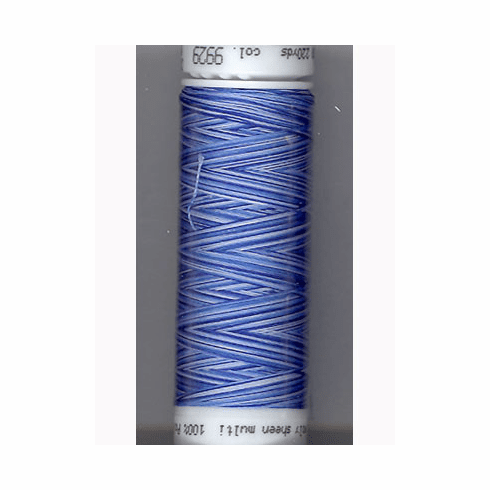 Mettler Polysheen Embroidery Thread Color #9929 Nautical Blues