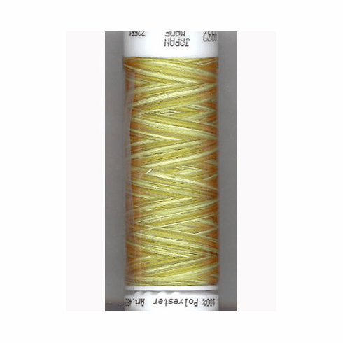 Mettler Polysheen Embroidery Thread Color #9932 Spring Grasses 800M