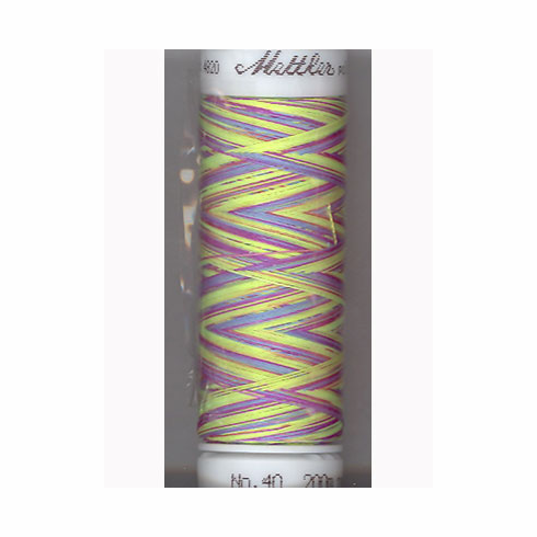 Mettler Polysheen Embroidery Thread Color #9971 Lava Lamp