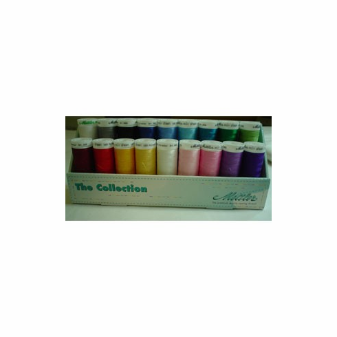 """Mettler """"The Collection"""" - Embroidery Threads"""