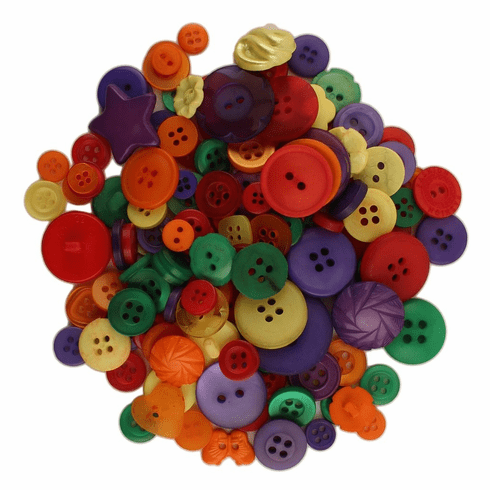 Novelty Grab Bag Buttons