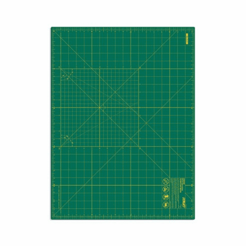 """Olfa Cutting Mat, Double Sided, 18"""" X 24"""", With Grid"""