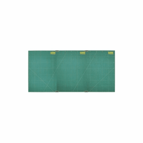 "Olfa Cutting Mat Set 3 With Continuous Grid, 35"" X 70"""