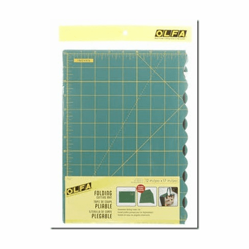 "Olfa Folding Cutting Mat, 17"" x 24"""