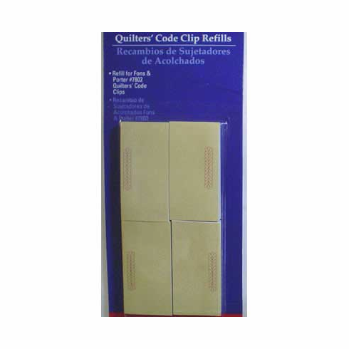 Quilter's Clip Refill