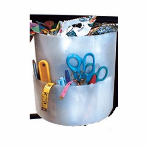 Scrap Caddy: to keep all your tools and scraps handy